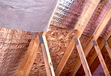 Radiant Barrier | Attic Cleaning Simi Valley, CA