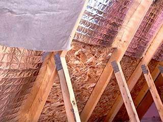 Attic Radiant Barrier | Attic Cleaning Simi Valley, CA